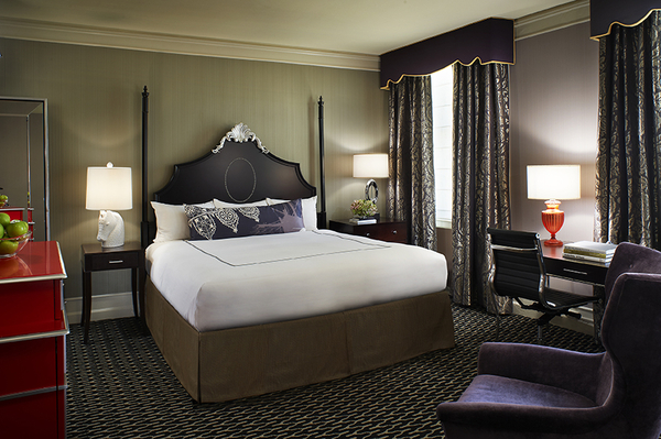 Deluxe King or Classic King ©Kimpton® Hotel Sir Francis Drake