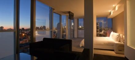 Chambre Double / ©hotelonrivington.com