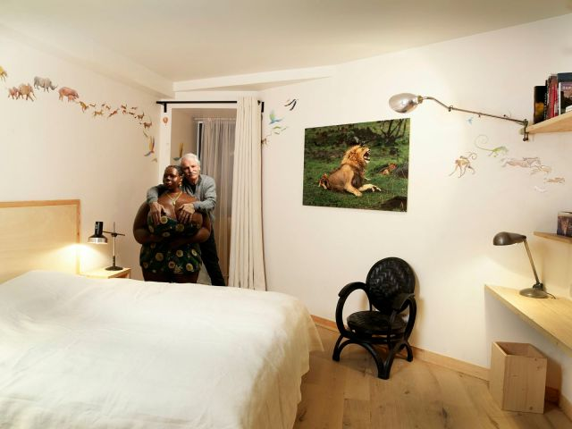 Chambre Lala Salama /©Hôtel Edgar