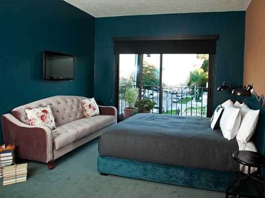 Chambre Double / ©Pali Hotel
