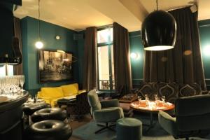 Salon Boudoir de l'étage / ©Minimes