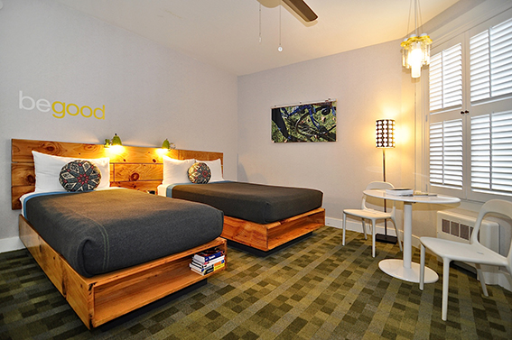 Good Hotel - Chambre Double / ©Good Hotel