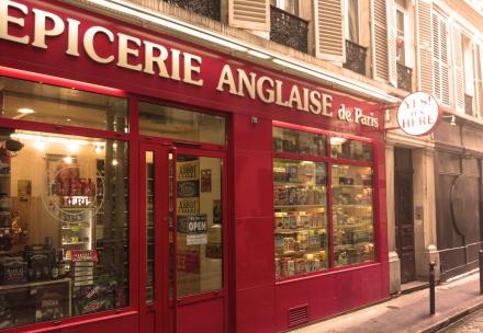 ©Just a Break / Épicerie Anglaise de Paris