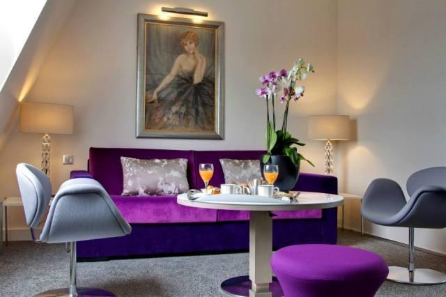 Salon Suite Régent - La Villa Maillot / © La Villa Maillot