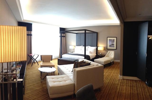 Junior Suite / Majestic Hotel Kuala Lumpur / ©Just a break