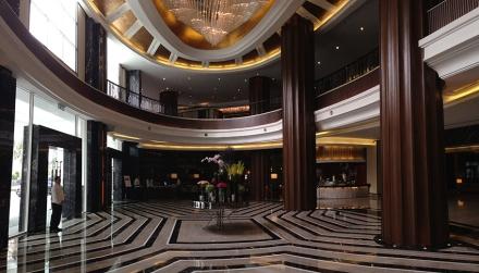 Lobby / Majestic Hotel Kuala Lumpur