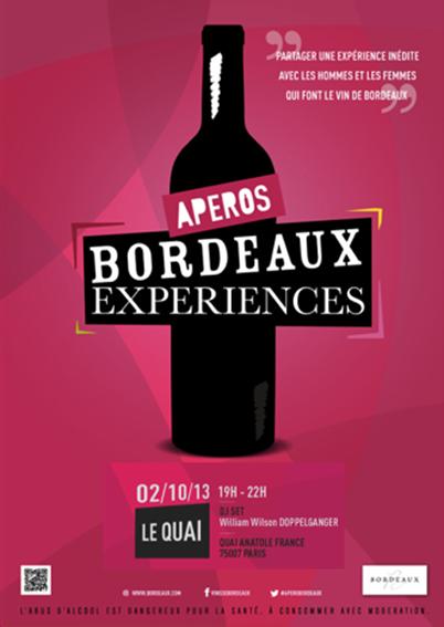 Apéros Bordeaux Expériences
