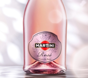 Martini Rosé 2013 - close up1