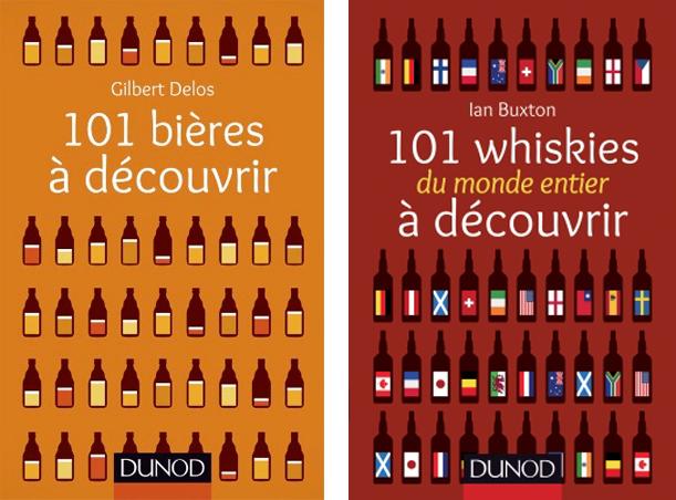 101 bieres & whiskies a decouvrir