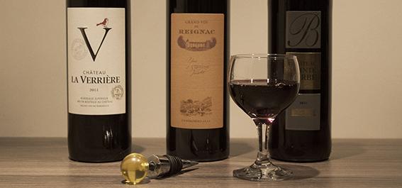Vins de Bordeaux / ©Just a break