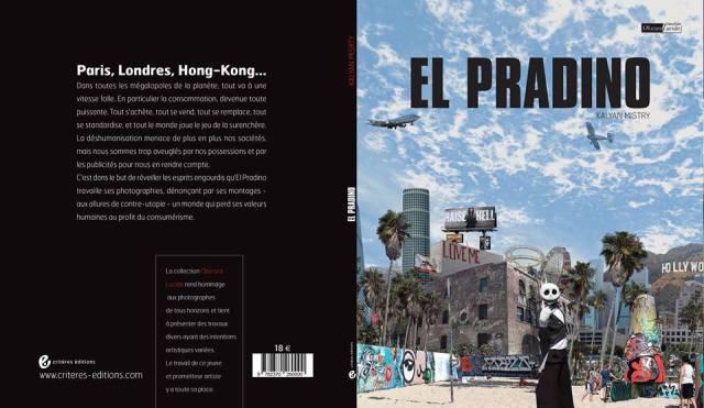 Livre d'EL PRADINO édité chez Critères Editions
