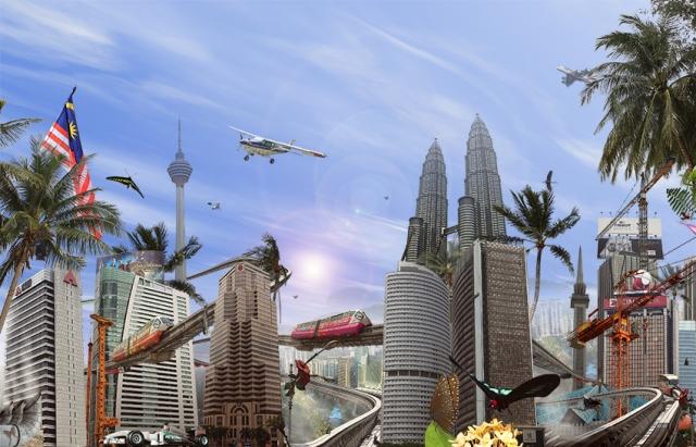 EL PRADINO / Kuala Lumpur I, 2013