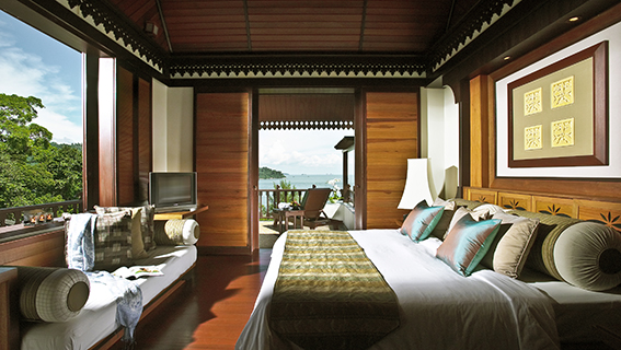 Pavarotti Suite - Bedroom - Pangkor Laut Resort
