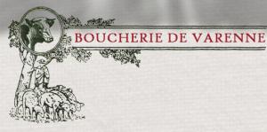 Logo Boucherie de Varenne
