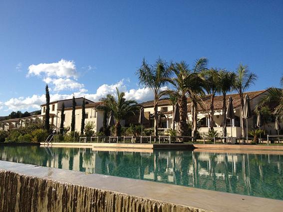 pool jour 2 Hotel Mas Lazuli