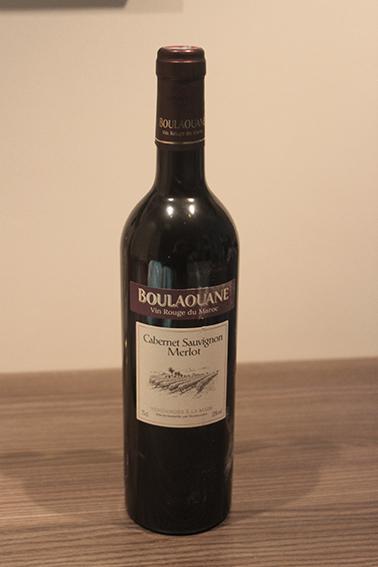 Boulaouane Vin Rouge du Maroc