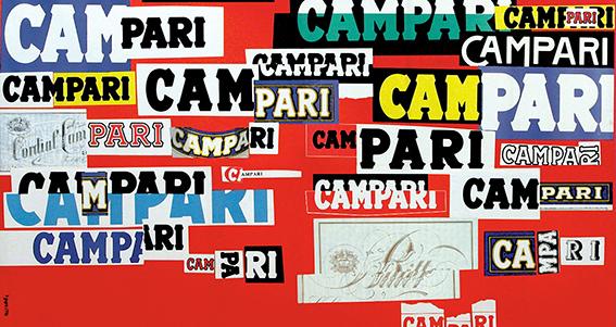 Munari - Extrait Campari website