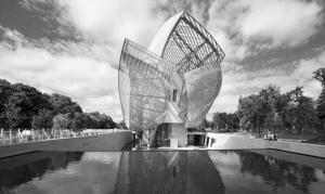 Projet Fondation Louis Vuitton