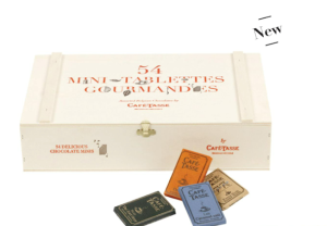 Coffret 54 moni tablettes Café-Tasse