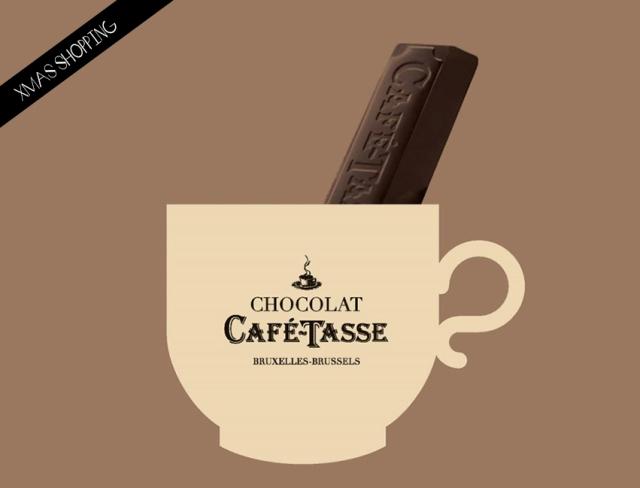 Tasse logo Café-Tasse