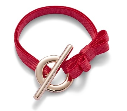 Bracelet Lilou rouge