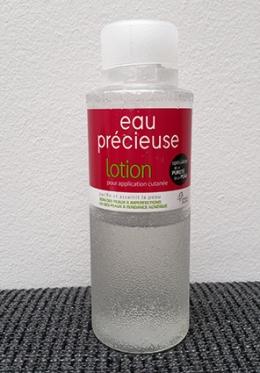 eau précieuse et l'eau Douce Détaille