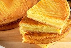 Gâteau Basque par Pariès