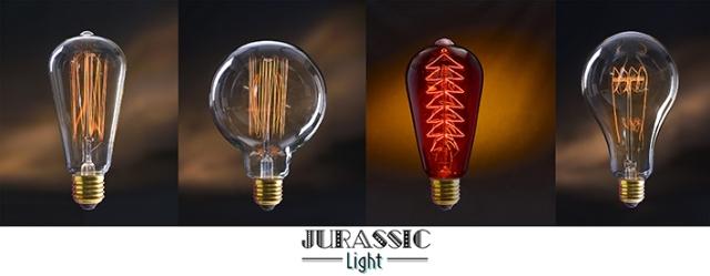 Jurassic light Ampoules