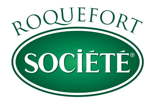 Logo Roquefort Société article - www.justabreak.com