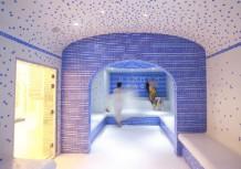 Hammam Pacha Paris VIè - Salle de vapeur