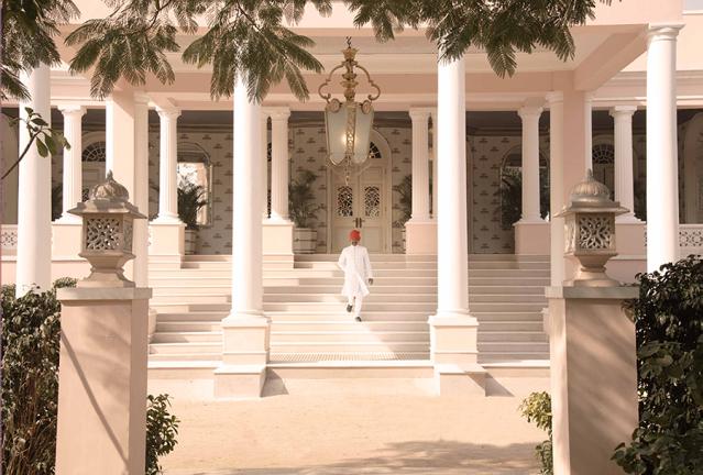 The Sujan Rajmahal Palace - article www.justabreak.com