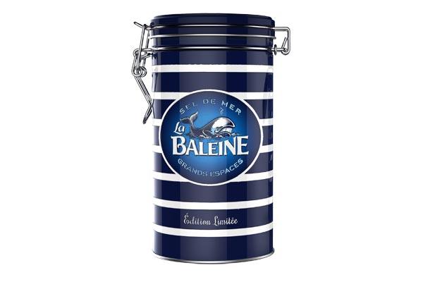 Boîte métal 2015 La Baleine - article www.justabreak.com