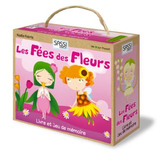 Les Fées des Fleurs Sassi Junior - article www.justabreak.com