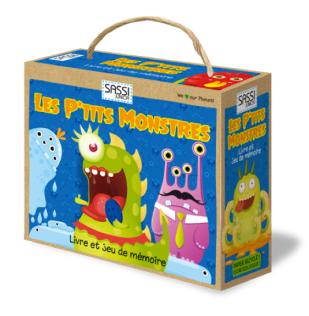 Les P'tits Monstres Sassi Junior - article www.justabreak.com