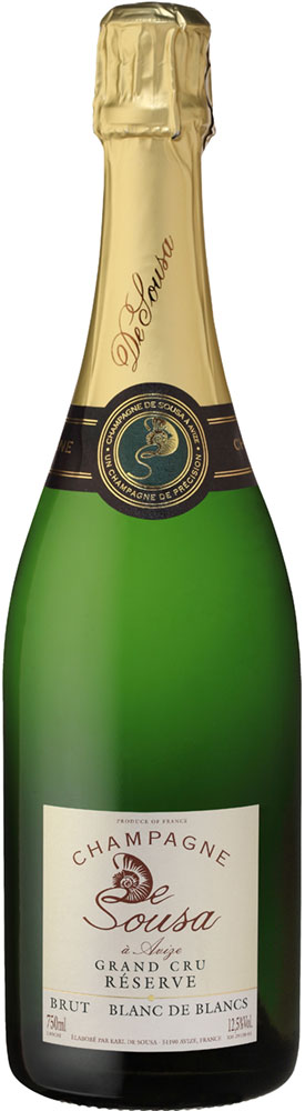 Champagne de Sousa - article ww.justabreak.com